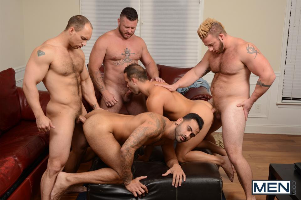 Gay porn mpeg orgy