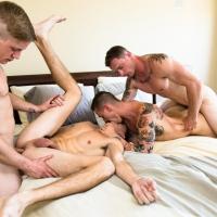 Markie More, Lance Ford, Chris Blades, Damien Kyle