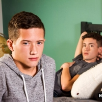 Tyler Hill & Nate Morgan At Helix Star Spangled Boner