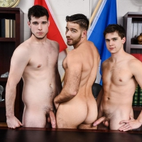 Noah Jones, Will Braun, Jackson Grant