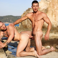 Paddy O'Brian and Colton Grey