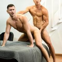 Paddy O'Brian and Lukas Daken