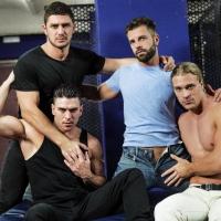 Paddy O'Brian, Dato Foland, Hector De Silva, and Johan Kane