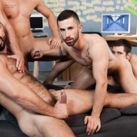 Paddy O'Brian, Jessy Ares, Griffin Barrows, Sunny Colucci, Ken Rodeo