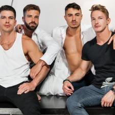 Paddy O'Brian,Darius Ferdynand, Klein Kerr, Hector De Silva