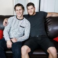 Paul Canon and Ashton McKay