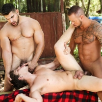 Paul Canon, Michael Roman, Damien Stone