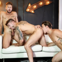 Paul Canon, Wesley Woods, and Jake Ashford