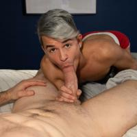 Andy Taylor and Pierce Paris