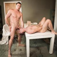 Pierce Paris  and Brandon Evans