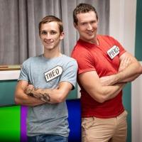 Pierce Paris and Theo Brady