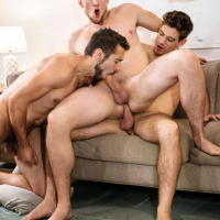 Pierce Paris , Dante Colle, and Michael DelRay