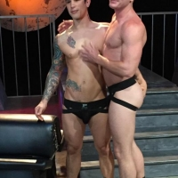 Pierre Fitch and Brent Corrigan002.JPG