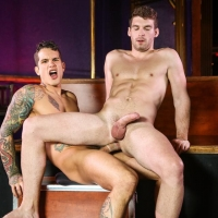 Pierre Fitch and Dustin Holloway