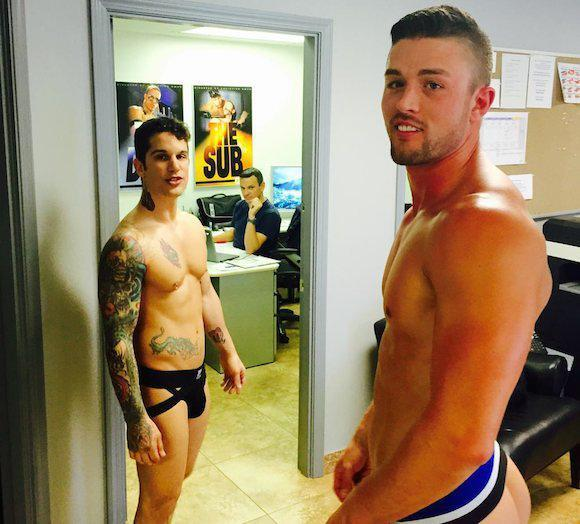 Ryan rose and pierre fitch