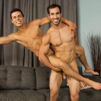 Randy and Kaleb