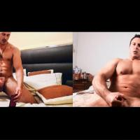Reese Rideout and Joey Steel