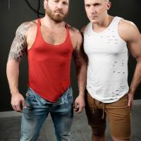 Riley Mitchel and Jake Porter