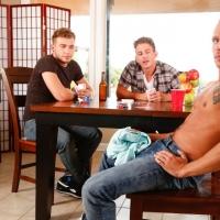 Rob Ryder, Alexander Gustavo, Alex Greene