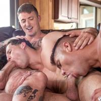 Roman Todd, Dane Stewart, Tyler Roberts