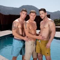 Roman Todd, Spencer Laval, Justin Matthews