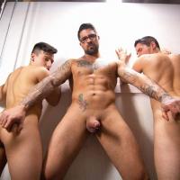 Ryan Bones, Killiam Wesker, Collin Lust