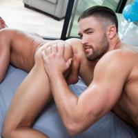 Ryan Rose and Austin Avery
