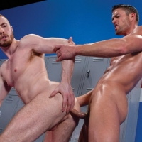 Ryan Rose and JP Dubois Ripped