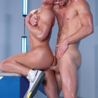 Ryan Rose and Rex Cameron