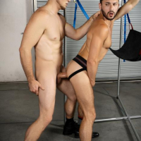 Scott DeMarco and Pierce Paris