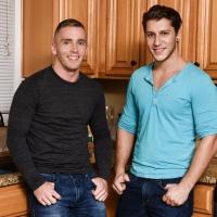 Scott Riley and Paul Canon