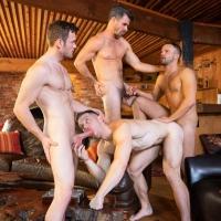 Sean, Daniel, Jackson, Deacon