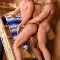 Sebastian Kross and JJ Knight