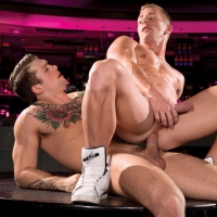 Sebastian Kross, Scott Riley The Hustle At Falcon