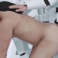 Luke Adams Star Wars Gay Porn
