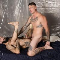 Stephen Harte and Dane Stewart