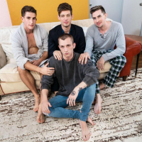 Theo Brady, Zane WIlliams, Jack Hunter, Michael Del Ray