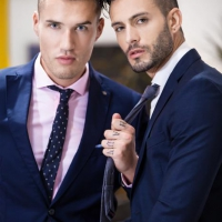 Theo Ford and Andy Star