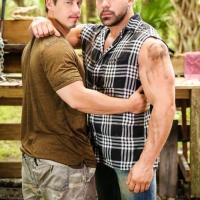 Tobias and Damien Stone
