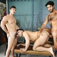 Tobias, Diego Sans, Blaze Austin