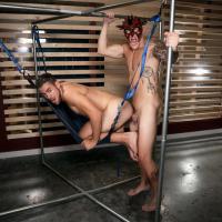 Trevor Laster and Dante Colle