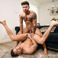 Vadim Black and Roman Todd