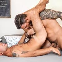 Vadim Black and Teo Carter