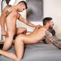 Vadim Black and Teo Carter
