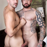 Wesley Woods and Jordan Levine