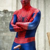 Will Braun as Spider Man