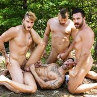 William Seed, Alexy Tyler, Jessy Bernardo, and Mateo Sanchez