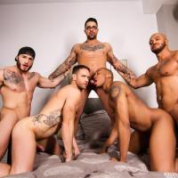 William Seed, Ryan Bones, Kit Cohen, Jason Vario, Trent King