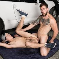 Xavier Ryan and Brad Banks