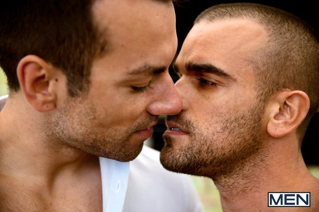 Frederic Duris and Damien Crosse